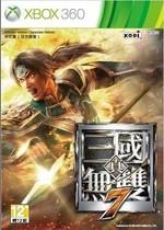 x360游戏盘碟 真三国无双7 亚版中文 LT2.0 16202 100%安装 刻盘 价格:3.50