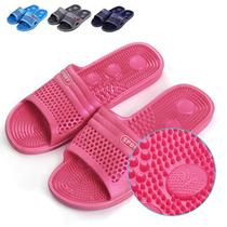 2双包邮 雅超 夏季游泳居家浴室按摩男女地板防滑洗澡批发凉拖鞋 价格:9.99