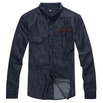 正品 Lee新款 2013 男士休闲阮经天长袖衬衫/衬衣 L10041200898 价格:158.00