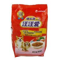 【付邮试用】佳乐滋老年犬粮 汪汪爱7岁以上大龄犬粮鸡肉牛肉500g 价格:9.90