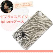 日本直发 iphone5/4/4S日本杂志揭载施华洛世奇钻男款手机外壳020 价格:2679.00