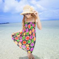 �劭幛巫� 包邮 抹胸裙波西米亚沙滩裙多色圆点碎花吊带连衣裙子 价格:52.65