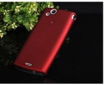 索爱lt18i手机壳x12 索尼爱立信lt18i手机套保护套lt15i磨砂硬壳 价格:1.50