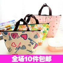 5121 牛津包帆布包女妈妈包手提包便当包饭盒包小包逛街包百搭包 价格:8.60