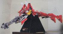 手工DIY 益智玩具 EVA 新世纪福音战士 机器人 3D立体拼装 纸模型 价格:18.00