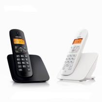 飞利浦 电话机 DCTG180 数字无绳电话 单机 子母机 家用包邮 价格:198.00