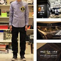 香港正品代购 mmj x bape APE合作 2012新款余文乐 牛仔裤 价格:2086.00