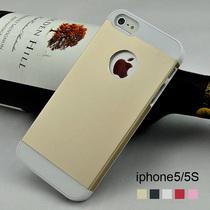 品果5代手机外壳ihones5 外壳iphone5s壳 苹果i5s保护壳 金属套子 价格:45.00