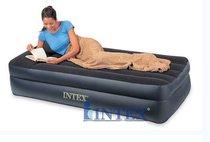 正品INTEX充气床垫66721单人双层豪华气垫床空气床可选泵送修补胶 价格:183.00