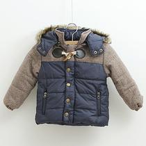 包邮 2013秋冬上新款 中小男女儿童装棉衣 保暖加厚棉袄棉服外套 价格:168.00