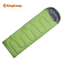 单人可拼接睡袋 两季 多色 面料防水 KingCamp/康尔健野 KS3121 价格:119.00