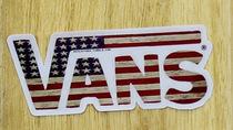星条 VANS 旅行箱贴纸 笔记本个性小贴纸 潮牌贴 3M防水 1133 价格:0.45