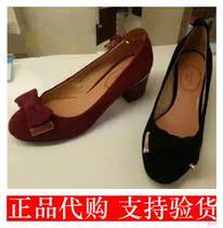 专柜正品代购 2013千百度秋款女单鞋 A3413302A01 A3413302A06 价格:198.00