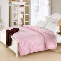 曼邦妮床品 典雅纯棉澳洲100%羊毛被子 加厚冬被子保暖超柔棉被芯 价格:799.00