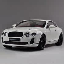 合金汽车模型车 FX 1:18 宾利 欧陆GT 奢华超跑 仿真车合金车模 价格:250.96