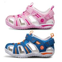 uovo童鞋2013新款男童女童包头凉鞋儿童凉鞋沙滩凉鞋男孩中童小童 价格:69.50