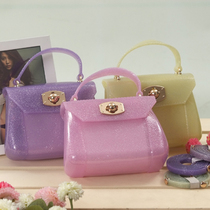 furla mini candy bag迷你透明包 果冻包 糖果包 水晶手提包女包 价格:58.00
