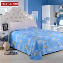 床上用品 全棉 纯棉床单 单双人被单床裙包邮特价 床单床裙正品 价格:107.00