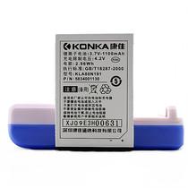 包邮 康佳K17电池康佳K12 K17 D320 D610 KLA80N191手机电池 电板 价格:30.00