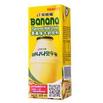 【天猫超市】宾格瑞香蕉味牛奶饮料200ml 价格:5.90