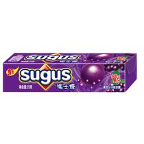 【天猫超市】 Sugus 瑞士糖黑加仑味 35g/条 办公室休闲零食品 价格:2.00