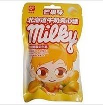 台湾 进口食品 小公主北海道牛奶夹心糖 芒果椰子 88元包邮 价格:2.20
