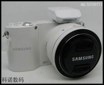 Samsung/三星 NX1000套机(20-50mm) 微单相机 白黑/99新/0次快门 价格:1400.00