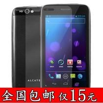 阿尔卡特OT986贴膜360特供AK47手机膜TCL S900高清膜原装保护膜 价格:0.01