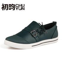 2013新款男鞋 英伦男士休闲鞋子一脚蹬懒人鞋日常潮流低帮板鞋男 价格:27.60
