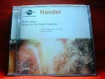 DG古典 Handel Water Music Royal Fireworks 美版不拆打口 y6314 价格:5.00
