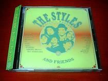 THE STYLES AND FRIENDS 日版开封 g7150 价格:4.00