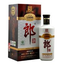 郎酒 39度 老郎酒1898 酱香型白酒 500ml 两瓶包邮 价格:105.00