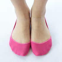 5双包邮 女袜子女隐形袜船袜纯棉浅口夏季超低短袜薄全棉纯色批 价格:2.50