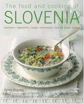 正品 The Food and Cooking of Slovenia: Traditions, 价格:220.00