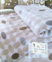 子谷川品牌家纺床上用品雨花丝绒毯 夏凉毯 空调毯 正品保暖床单 价格:79.00