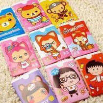 创意文具可爱卡通阿狸系列 轻松熊 交通公交卡夹银行卡套9g 价格:0.24
