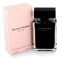 正品Narciso Rodriguez for her EDT纳茜素女士香水/香精 50ml 价格:458.00