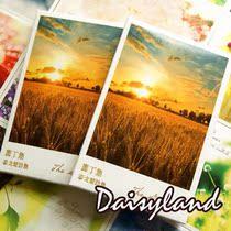 满包邮 Daisyland  泰戈尔散文诗-园丁集 明信片 30张 价格:6.50