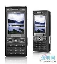二手原装Sony Ericsson/索尼爱立信 K800c/K800i 3G手机 音乐手机 价格:158.00