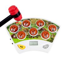 贝乐星动漫熊出没打地鼠大号 光头强敲打熊大熊二游戏机锻炼反应 价格:49.00