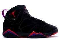 专柜正品乔丹7代运动鞋篮球鞋乔7AirJordan 7女鞋男鞋AJ7彩蛋黑红 价格:168.00