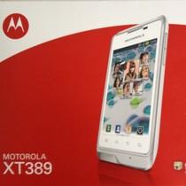 二手Motorola/摩托罗拉 xt389 智能手机 原装正品 行货 价格:350.00