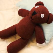 新款英雄联盟LOL安妮熊节日礼物憨豆先生泰迪熊毛绒玩具动漫公仔 价格:9.00