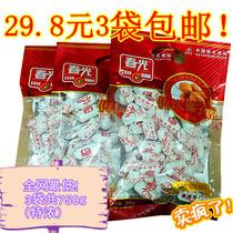 海南特产春光传统椰子糖果250克X3袋/春光特浓椰子糖/海南椰子糖 价格:29.80
