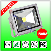 10W 50W LED projector search light outdoor garden wall lamp 价格:21.50