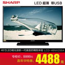 SHARP/夏普 LCD-46NX255A 46寸led液晶电视机平板电视USB正品联保 价格:4488.00