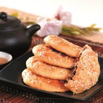 满四包邮 金华酥饼茶点心零食德辉正品梅干菜肉薄酥饼微辣 166g 价格:8.50