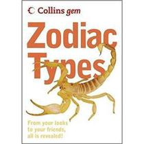 ☆正版☆Collins Gem - Zodiac Types /CollinsUK著☆包邮 价格:37.30