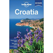 ☆正版☆Croatia (Lonely Planet Country Guides) /AnjaM☆包邮 价格:145.00