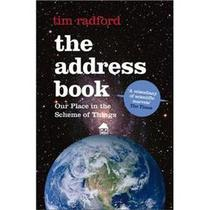 ☆正版☆The Address Book: Our Place in the Scheme of ☆包邮 价格:58.40